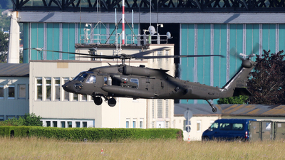 15-20743 - Sikorsky UH-60M Blackhawk - United States - US Army