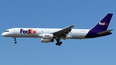 N952FD - Boeing 757-236(SF) - FedEx