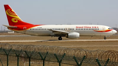 B-5089 - Boeing 737-883 - Grand China Air