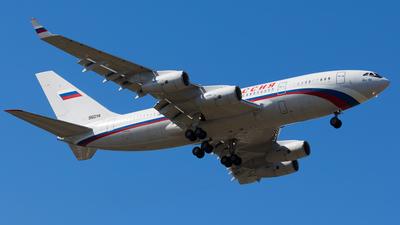 RA-96014 - Ilyushin IL-96-300 - Rossiya Airlines