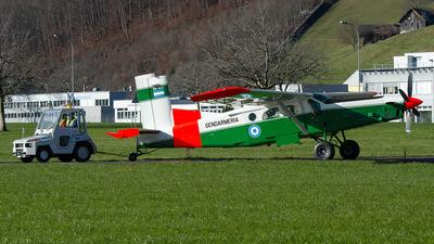 GN-805 - Pilatus PC-6/B2-H2 Turbo Porter - Argentina - Gendarmeria