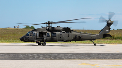 09-20223 - Sikorsky UH-60M Blackhawk - United States - US Army