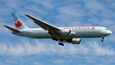 C-GEOQ - Boeing 767-375(ER) - Air Canada