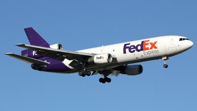 N550FE - McDonnell Douglas MD-10-10(F) - FedEx
