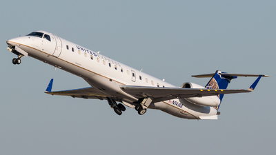 N14188 - Embraer ERJ-145XR - United Express (ExpressJet Airlines)