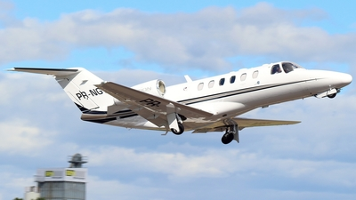 PR-NGT - Cessna 525A CitationJet 2 Plus - Private