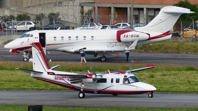 N692T - Rockwell 690B Turbo Commander - Private