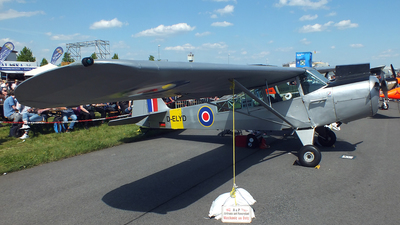 D-ELYD - Auster 5 - Private