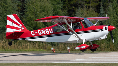 C-GNGU - Bellanca 8KCAB Decathlon - Private