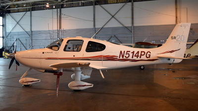 N514PG - Cirrus SR20-G3 - Private
