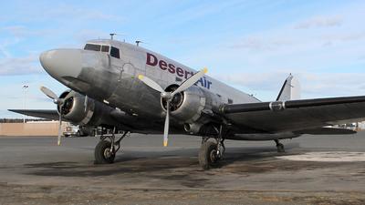 N272R - Douglas DC-3C - Desert Air Transport
