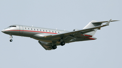 9H-VJF - Bombardier BD-700-1A10 Global 6000 - VistaJet