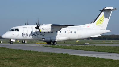 HB-AEY - Dornier Do-328-110 - Sky Work Airlines