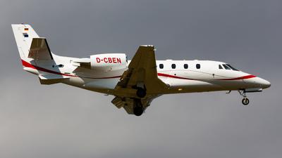 D-CBEN - Cessna 560XL Citation XLS Plus - Private