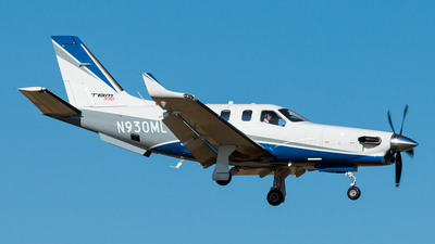 A picture of N930ML - Socata TBM930 - [1180] - © Russell Hill