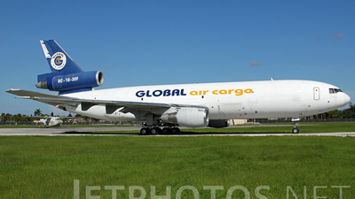 N607GC - McDonnell Douglas DC-10-30(F) - Global Air Cargo