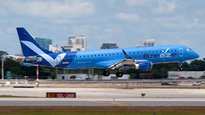N190BZ - Embraer 190-200IGW - Breeze Airways