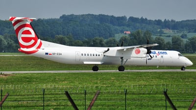 SP-EQA - Bombardier Dash 8-Q402 - EuroLOT