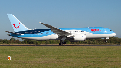 G-TUIF - Boeing 787-8 Dreamliner - Thomson Airways