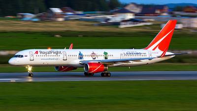 VP-BOO - Boeing 757-204 - Royal Flight