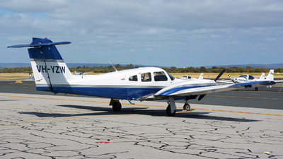 A picture of VHYZW - Piper PA44180 Seminole - [4496170] - © Jeremy Denton