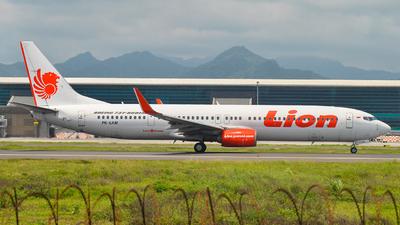 PK-LKM - Boeing 737-9GPER - Lion Air