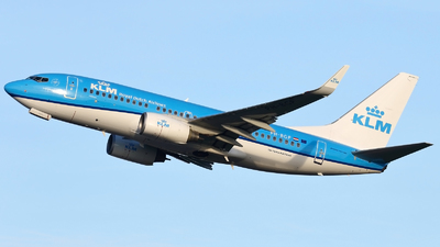 PH-BGP - Boeing 737-7K2 - KLM Royal Dutch Airlines