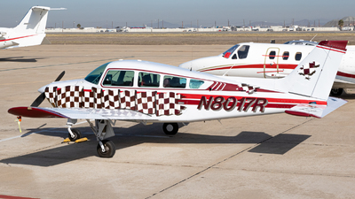 N8017R - Beechcraft A24R Sierra - Private