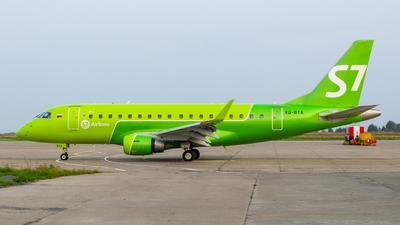 A picture of VQBYA - Embraer E170STD - S7 Airlines - © aviatorKEJ