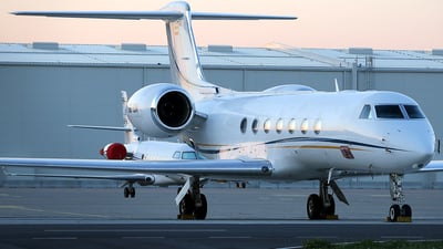 OE-ISN - Gulfstream G550 - Avcon Jet