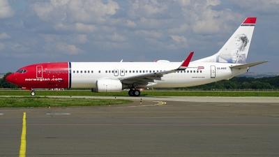 A picture of SERRT - Boeing 7378JP - Norwegian - © Hanys