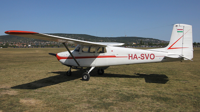 HA-SVO - Cessna 172 Skyhawk - Private