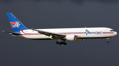 N319CM - Boeing 767-338(ER)(BDSF) - Amerijet International