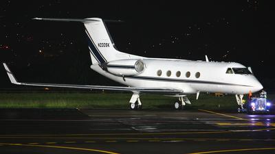 N200SK - Gulfstream G-III - Private