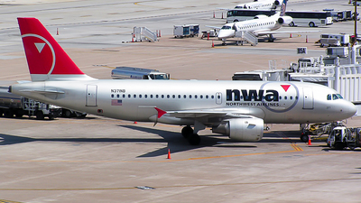 N371NB - Airbus A319-114 - Northwest Airlines