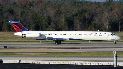 N919DE - McDonnell Douglas MD-88 - Delta Air Lines