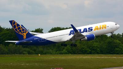N645GT - Boeing 767-324(ER) - Atlas Air
