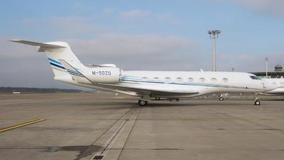 M-SOZO - Gulfstream G650ER - Sozo Aviation