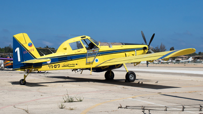 4X-AFV - Air Tractor AT-802 - Chim-Nir Aviation