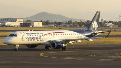 XA-ALY - Embraer 190-100IGW - Aeroméxico Connect
