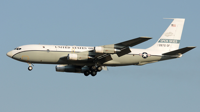 61-2672 - Boeing OC-135W Open Skies - United States - US Air Force (USAF)