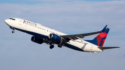 N836DN - Boeing 737-932ER - Delta Air Lines
