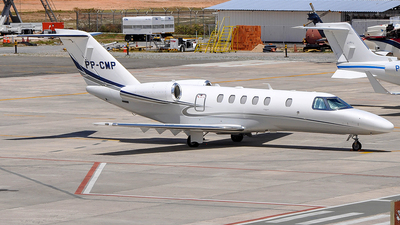 PP-CMP - Cessna 525C CitationJet 4 - TAM Jatos Executivos