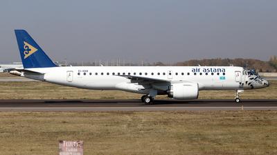EI-KHA - Embraer 190-300STD - Air Astana