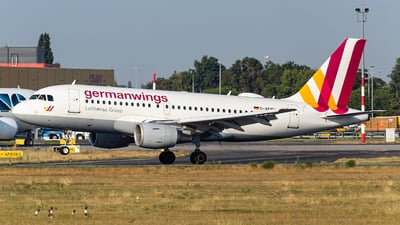 D-AKNH - Airbus A319-112 - Germanwings