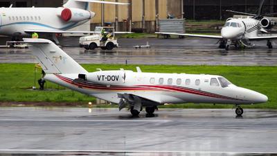 A picture of VTDOV - Cessna 525A CitationJet CJ2 - [525A0222] - © Janam Parikh