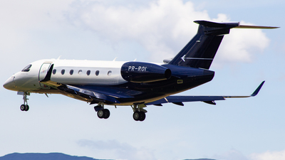 A picture of PRROI - Embraer Legacy 500 - [55000052] - © Gabriel Wallace