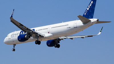 A picture of APBMM - Airbus A321211 - AirBlue - © Shajie Hussain