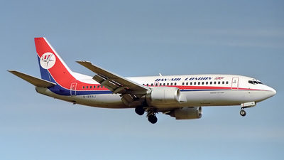 G-BNNJ - Boeing 737-3Q8 - Dan-Air London