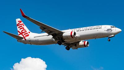 A picture of VHVUL - Boeing 7378FE - Virgin Australia - © Andrew Lesty